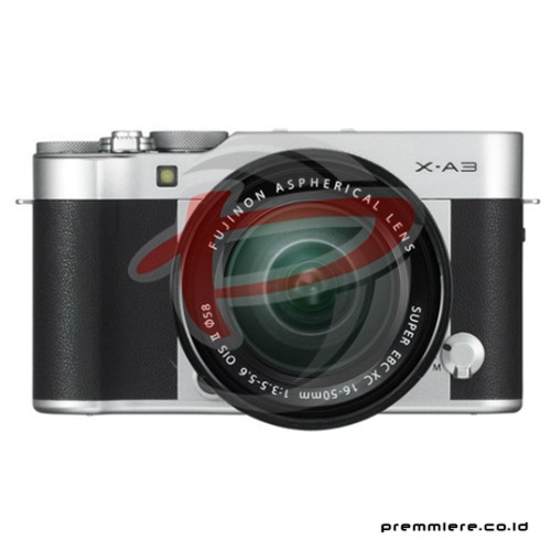 Mirrorless Digital Camera X-A3 with lens 16-50mm Silver