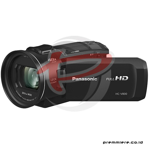 Camcorder HC-V800 Full HD [HC-V800GC-K]