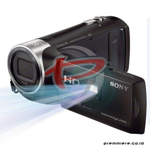 Handycam HDR-PJ410 with memory MicroSD 16GB