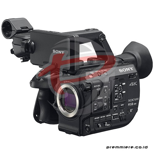 Professional Camcorder XDCAM PXW-FS5M2