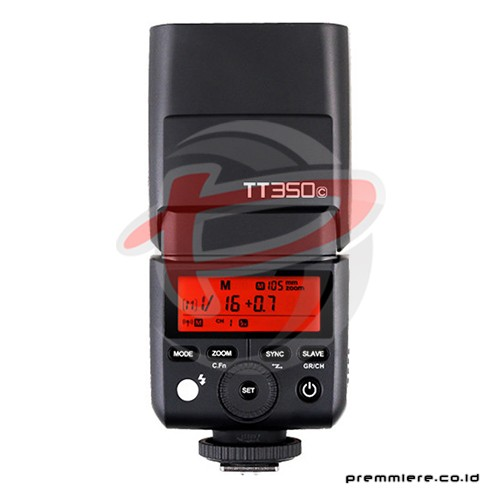 Mini Thinklite TTL Flash TT350C for Canon