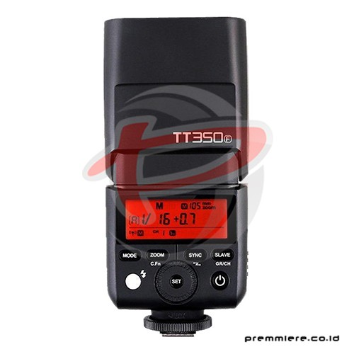 Mini Thinklite TTL Flash TT350F for Fujifilm