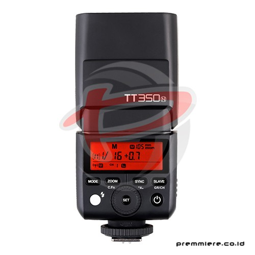 Mini Thinklite TTL Flash TT350N for Nikon