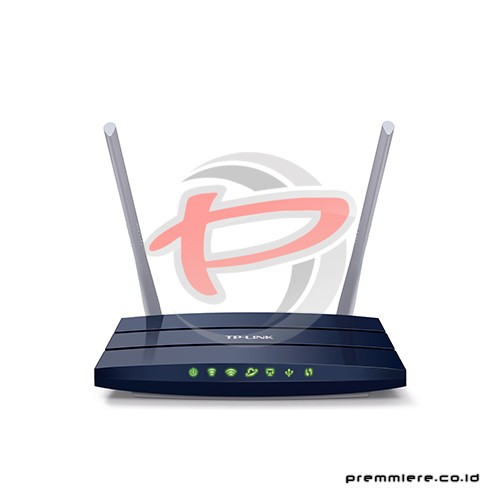 AC1200 Dual-Band Wi-Fi Router [Archer C50]