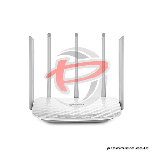 AC1350 Dual-Band Wi-Fi Router [Archer C60]