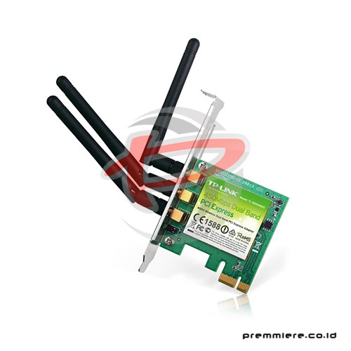 450Mbps Wireless N Dual Band PCI Express Adapter [TL-WDN4800]