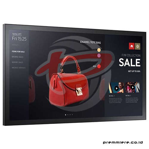Digital Signage TouchScreen Full HD 32inch PM32F-BC