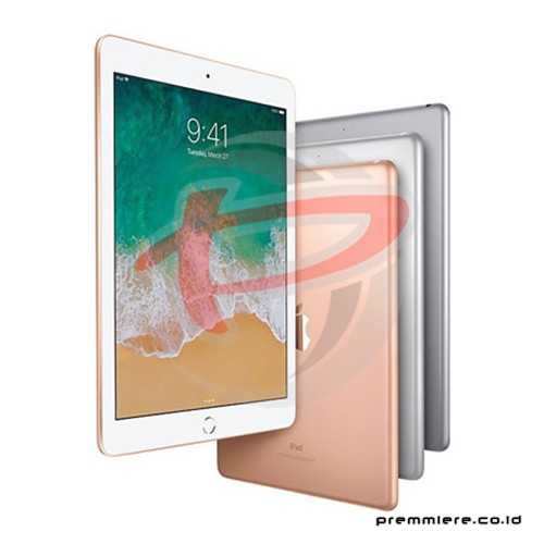 iPad Gen6 9.7inch 2018 Wi-Fi + Cell 128GB