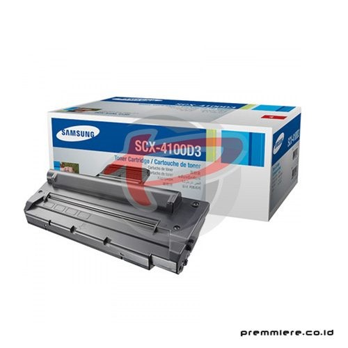 Black Laser Toner Cartridge SCX-4100D3