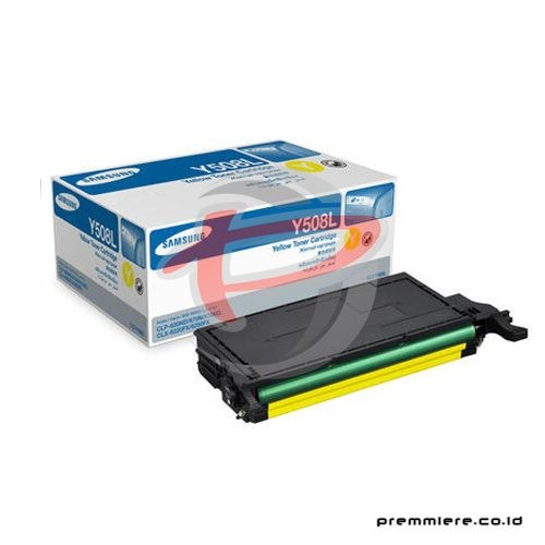 Yellow Laser Toner Cartridge CLT-Y508L