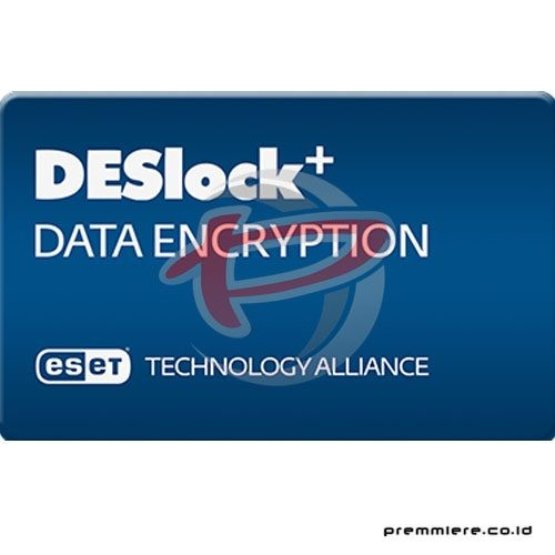 DESLock+ Pro (Encryption Solution, 1 tahun, 25 seats) [DESL-N1]