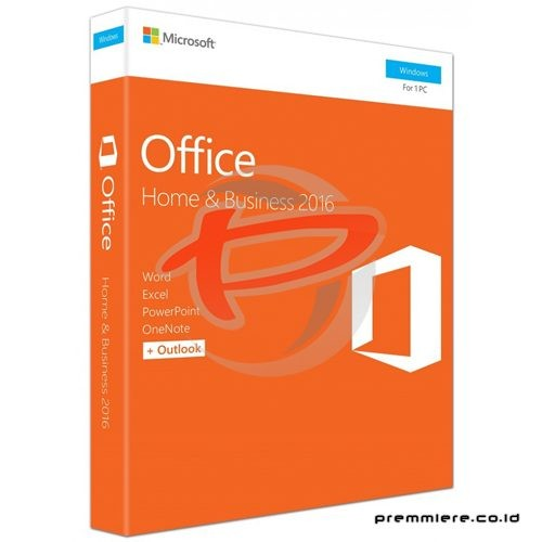 Office Home and Business 2016 32-bit/64-bit (T5D-02695) - FPP