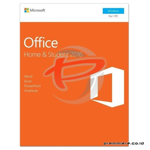 Office Home and Student 2016 (79G-04363) - FPP