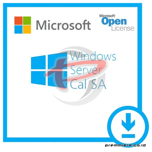 [Windows Server CAL]WinSvrCAL SNGL LicSAPk OLP NL Acdmc UsrCAL[Pendidikan]