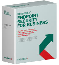 Endpoint Security for Business Select (1 Year, 10-24 User, KL48634A*FP)