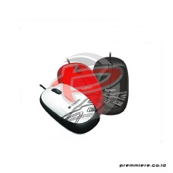 LOGITECH CORDED OPTICAL MOUSE [M105]