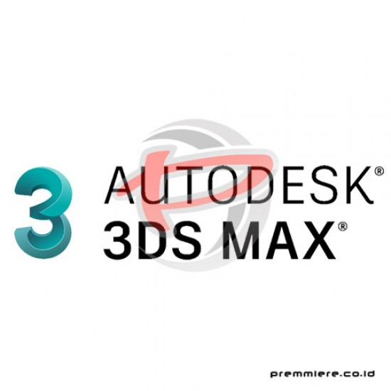 AUTODESK 3DS MAX 2021 COMMERCIAL NEW SINGLE-USER ELD ANNUAL SUBSCRIPTION