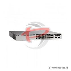 CISCO CATALYST 9300 24-PORT MGIG AND UPOE, NETWORK ADVANTAGE [C9300-24UX-A]