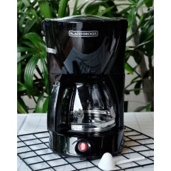 BLACK & DECKER COFFEE MAKER DCM 600B1