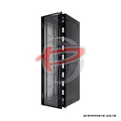 ABBA 19inch Closed Rack 42U Depth 900mm [NC42-10900-GG/GB]