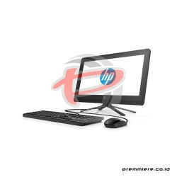 HEWLET PACKARD 205 G3 AIO AIO (AMD A4-9125, 4GB, 500GB, 19.5 Inch, Integrated, Win10Home, 1Yr)