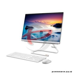 A340-22ICK AIO (i5-9400T, 8GB, 1TB, 21.5 Inch, Integrated, DOS, 1Yr, White)