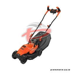 BLACK & DECKER 32CM LAWNMOWER [BEMW451BH]
