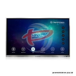 Interactive Flat Panel Display 4K 75 Inch [A7510]