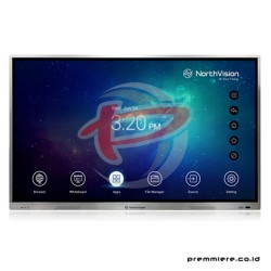 Interactive Flat Panel Display 4K 86 Inch [A8610]