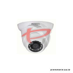 PANASONIC 2 MEGAPIXEL 1080P WEATHERPROOF DOME CAMERA EQUIPPED WITH IR LED [K‐EF235L03E]