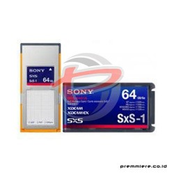SONY 64GB SxS Memory Card [2SBS-64]