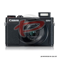 CANON DIGITAL CAMERA POWERSHOT G9X MARK II - BLACK