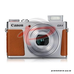 CANON DIGITAL CAMERA POWERSHOT G9X MARK II - SILVER