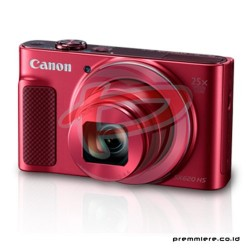 CANON DIGITAL CAMERA POWERSHOT SX620 - RED