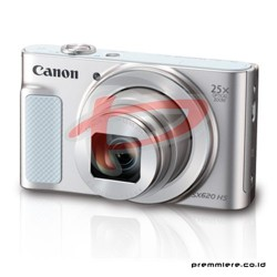 CANON DIGITAL CAMERA POWERSHOT SX620 - WHITE