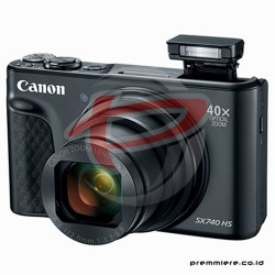 CANON DIGITAL CAMERA POWERSHOT SX740 - BLACK