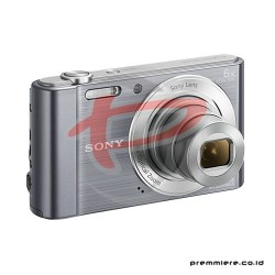 SONY CYBERSHOT DSC-W810 COMPACT CAMERA 6X OPTICAL ZOOM - SILVER