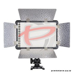 GODOX LED 308C II WITH REMOTE