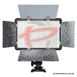 GODOX LED LF308BI VIDEO LIGHT WITH FLASH SYNC