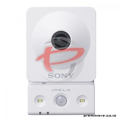SONY 720p/30 fps Network Camera with White-lite LED Illuminators [SNC-CX600]
