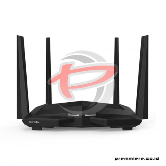 TENDA AC1200 SMART DUAL BAND GIGABIT WIFI ROUTER [AC10U]