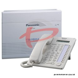 PANASONIC KX-TES824 + KX-AT7730 WITH EXTENSION CARD 24LINE