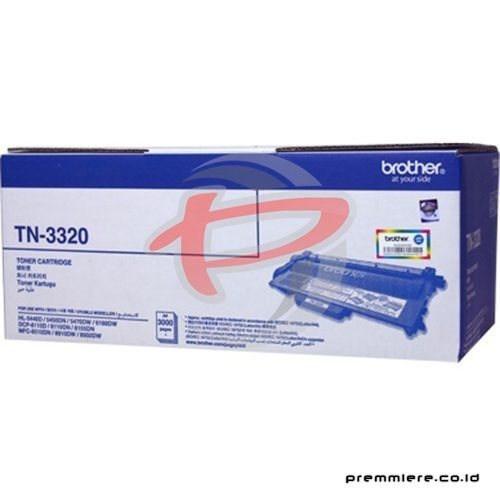 Black Toner TN-3320