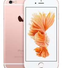 iPhone 6s 64 GB Rose Gold (int)
