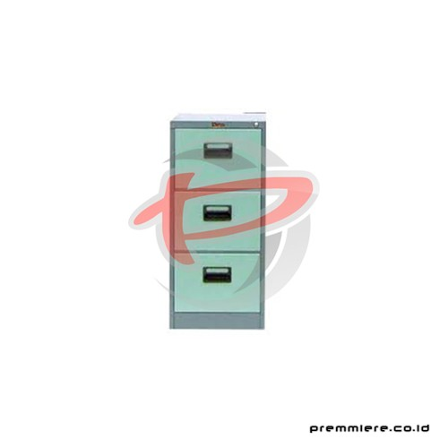 File Cabinet 3 Drawers [Lion 43]