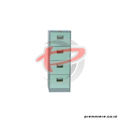File Cabinet 4 Drawers [Lion 44]
