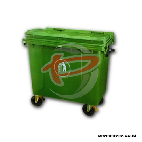 DUSTBIN [LXD 660 GREEN]