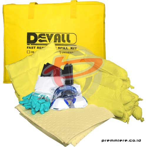 Fast Pack Chemical Spill Kit [15 gal]