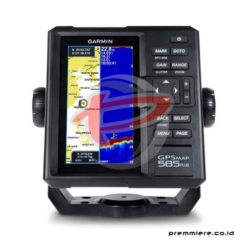 GPSMAP 585 Plus SEA ClearVu [010-02183-00]