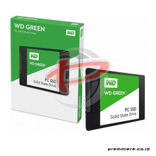 "GREEN 120GB - 2.5"" Solid State Drive"